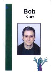 image of Bob Clary's Netscape badge